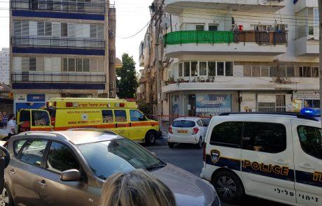 אלימות בפתח תקווה: שני בני אדם נדקרו במהלך קטטה ברחוב פינסקר