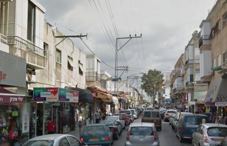 שוד קשישה ברחוב חובבי ציון בפתח תקווה, צעיר בן 21 נעצר