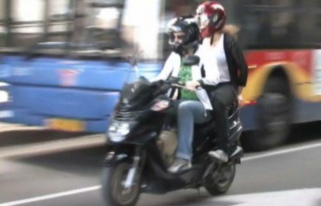 """צעירים מפ""""ת לשר התחבורה: שמור על חייהם של רוכבי האופנועים"""