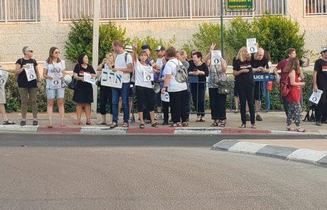 ההפגנות שמפריעות לתושבי כפר גנים בכניסת השבת