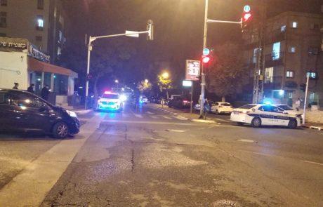 """ירי לעבר בית ברחוב טרומפלדור בפ""""ת"""