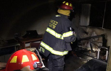 """בלון גז התפוצץ בדירת מגורים בשכונת הדר גנים פ""""ת"""