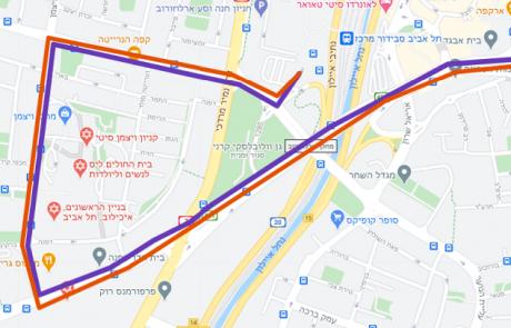 לראשונה: קו ישיר מפתח תקווה עד לבית חולים איכילוב בתל אביב
