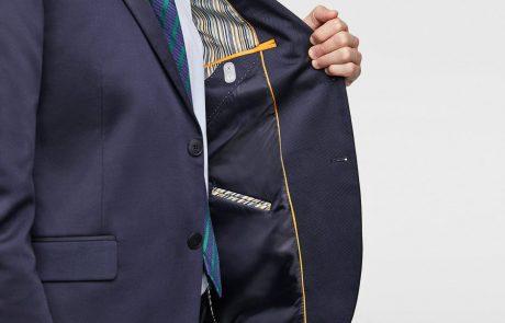 עונת החתונות במחלקת בגדי הגברים של רשת האופנה הספרדית ZARA