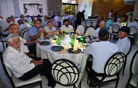 """מאות גבאים השתתפו בכנס הוקרה של המועצה הדתית פ""""ת"""