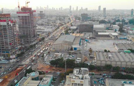 הועדה המחוזית אישרה להפקדה את התכנית שתקום על שטחי המפעל הישן קניאל