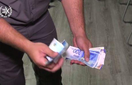 15 חשודים נעצרו בהפעלת מקומות הימורים בפתח תקווה