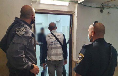 מומשו צווי כניסה ל-17 יחידות דיור לא חוקיות במרכז פתח תקווה