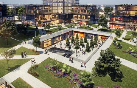 מרכז העסקים והמסחר הגדול ביותר בגוש דן יוצא לדרךבמתחם אסם בפתח תקווה