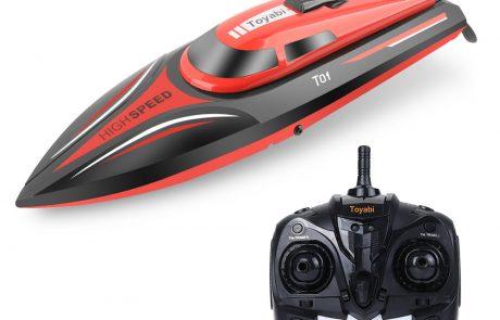 צעצועי RC – מכוניות / מטוסים / סירות עם שלט במחירים משתלמים במיוחד