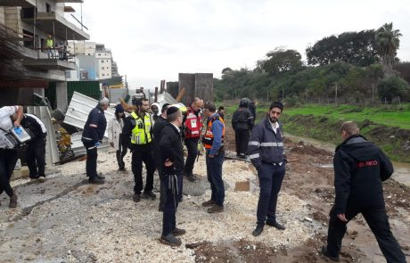 שכונת הדר גנים: כוחות חילוץ רבים הוקפצו עקב מעשה קונדס