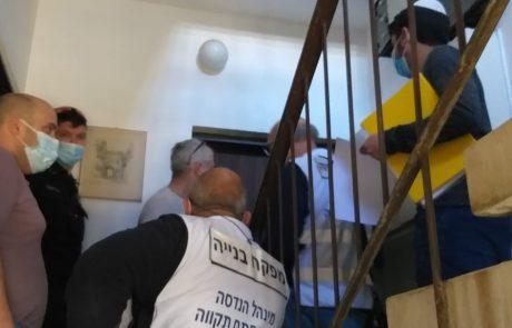 עיריית פתח תקווה ממשיכה לפעול נגד מפצלי דירות בעיר