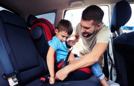 חוגרים ונהנים – איך לשכנע את הילדים לחגור בכיף